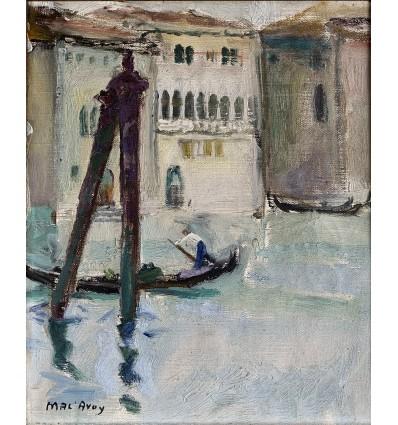 Edouard Georges MAC AVOY (1905-1991)