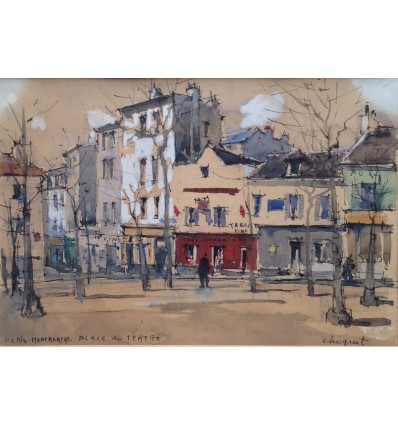 Jules Charles CHOQUET (1846-1932)