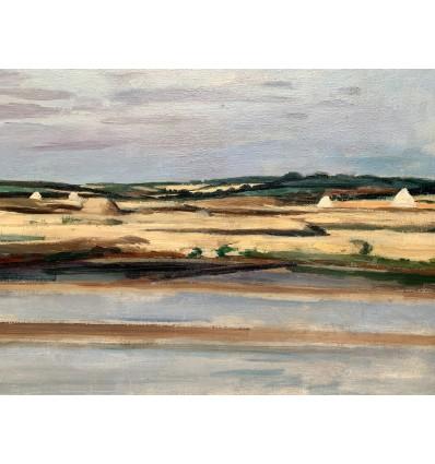 Constant LE BRETON (1895-1985)
